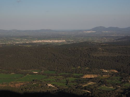 mallorca landscape foresight