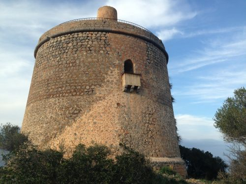 mallorca tower watchtower