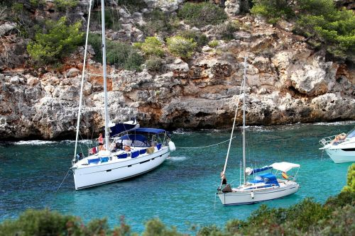 mallorca spain boats yacht