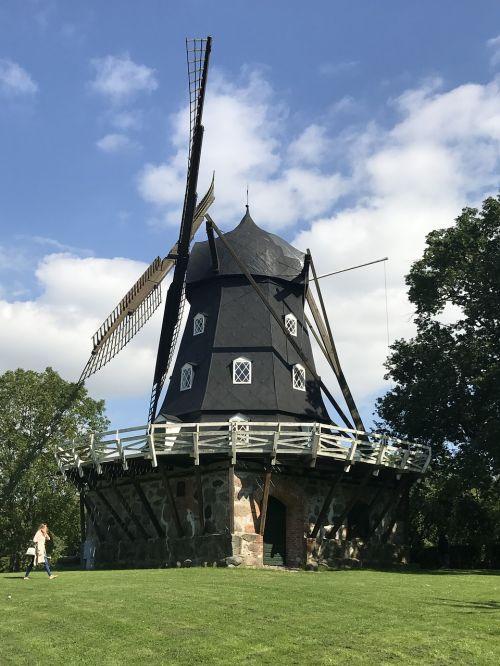 malmo sweden windmill