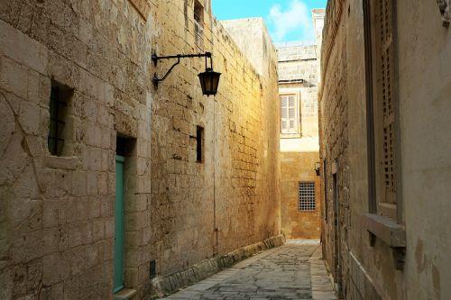 malta mdina road
