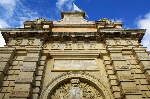 malta mdina city
