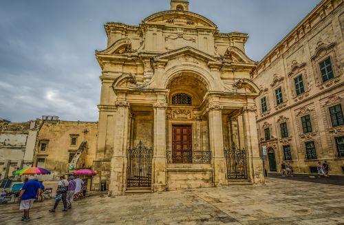malta valletta capital