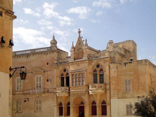 malta architecture sky
