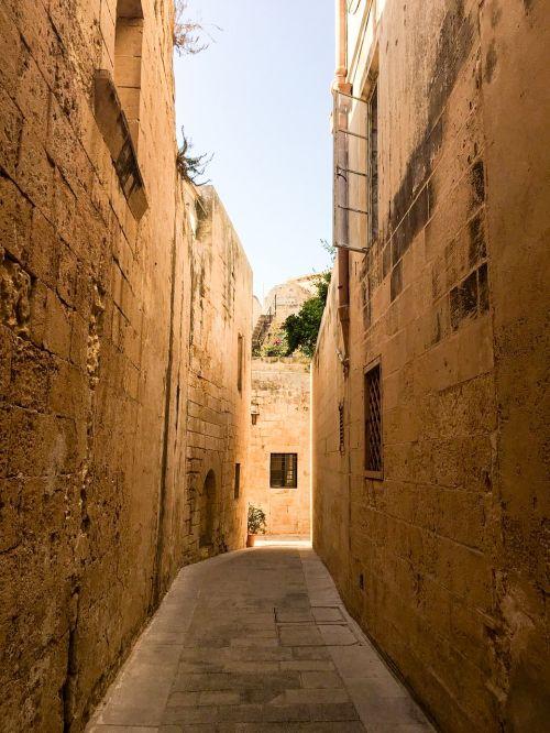 malta mdina historically