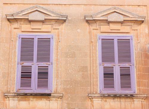 malta mdina window