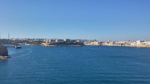 malta  sea  summer