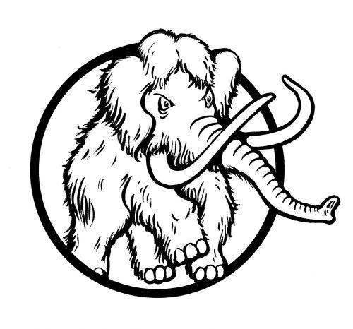mammoth elephant strong