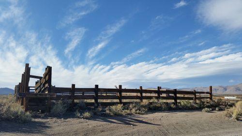 mammoth california landscape
