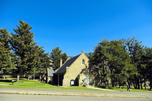 mammoth chapel  chapel  church