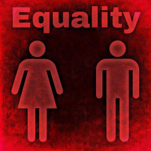 man woman equality