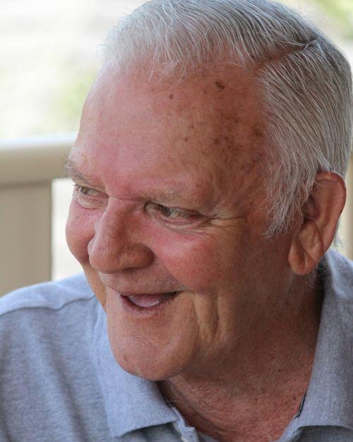 man old portrait