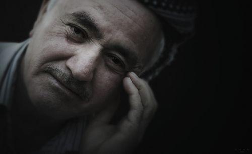 man person portrait