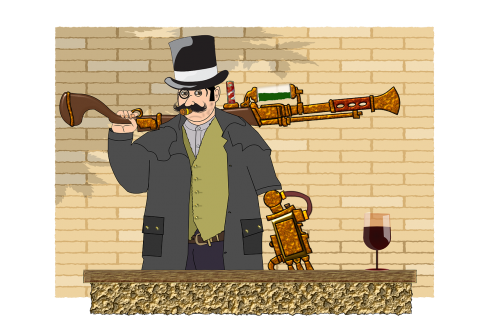 man neutralizer gun