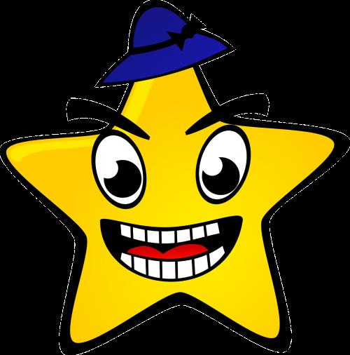 man person star