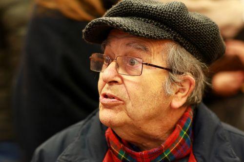 man senior old