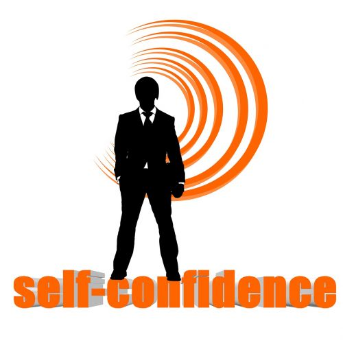 man self-confidence self confidence