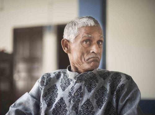 vyras,Indija,išraiška