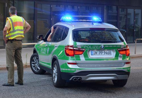 man police bavaria