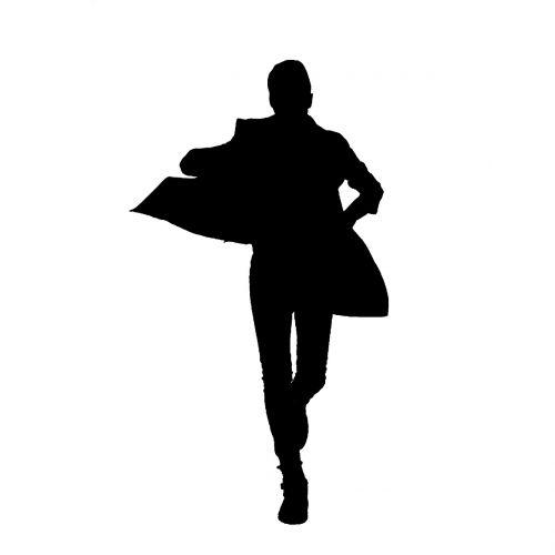 man style walking