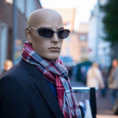 man doll fashion