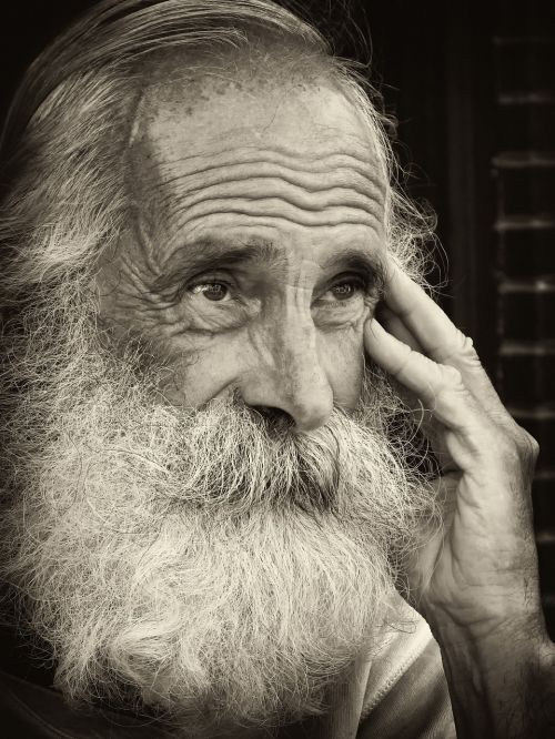 man old senior