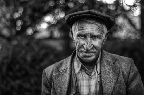 man portrait mustafa