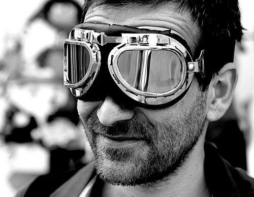 man sunglasses adult