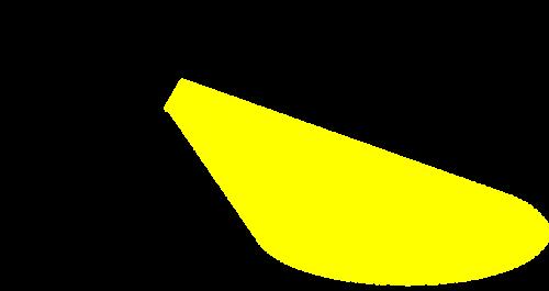 man flashlight helmet