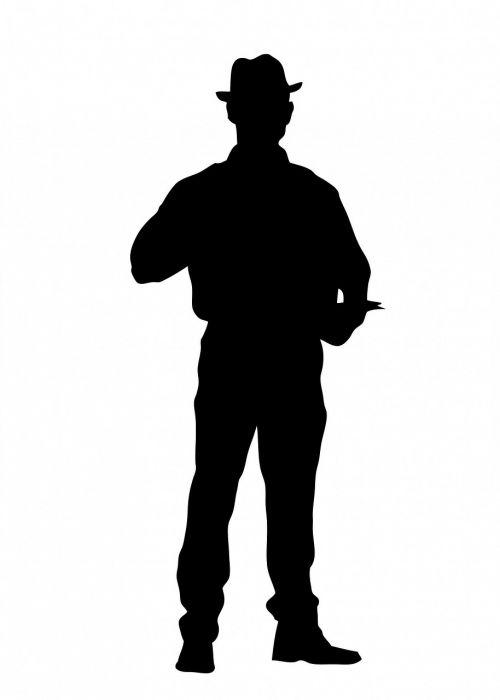 man male person