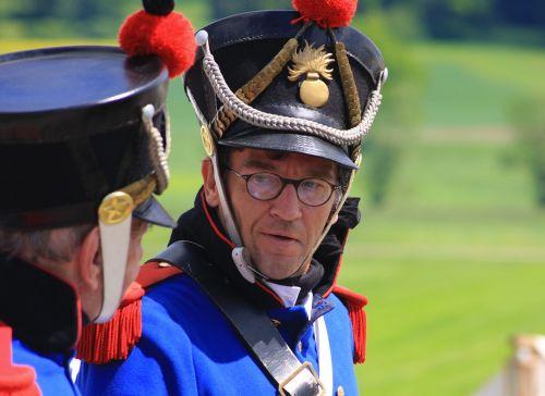 man uniform helm