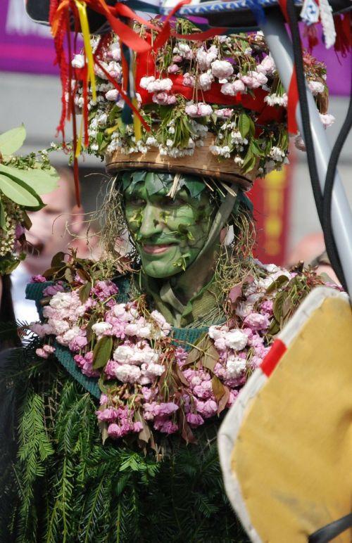 man green man hat
