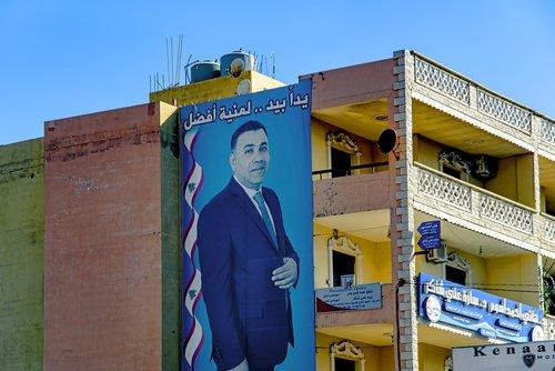 man  politician  poster