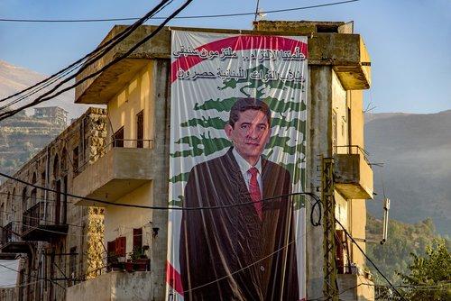 man  politician  lebanese