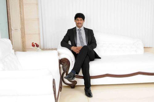man chairman person