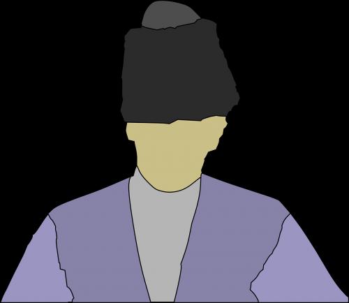 man soviet clothing
