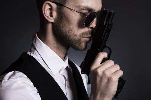 man  gun  gangster
