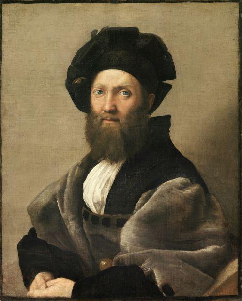 man beard balthazar castiglione