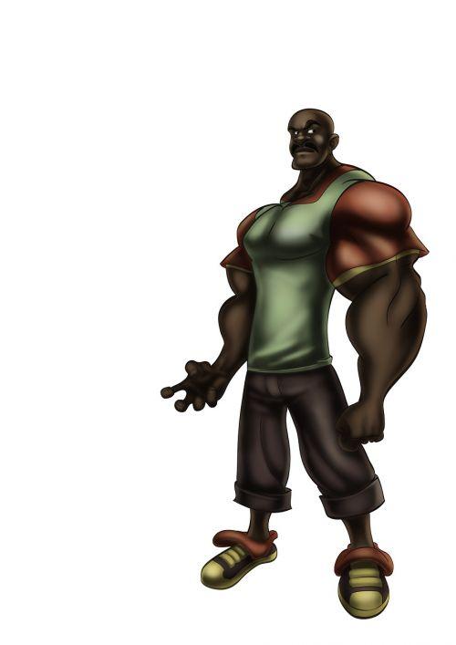 man black basketball