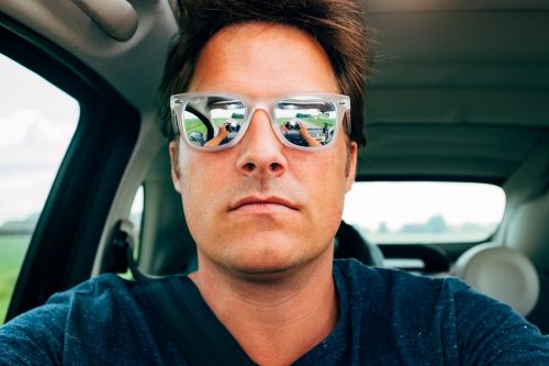 man sunglasses male