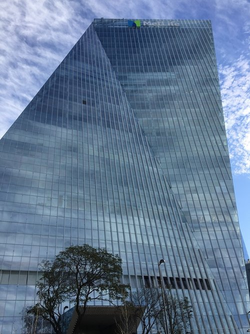 manacar  tower metlife  cdmx