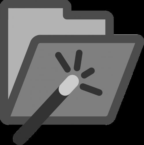 management files wand