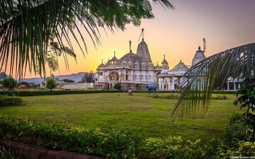 Manaso šventykla,Jaino šventykla,Šventykla,Indija,Shahpur,Canon,Avinash,Joshi,Royalty free vaizdas