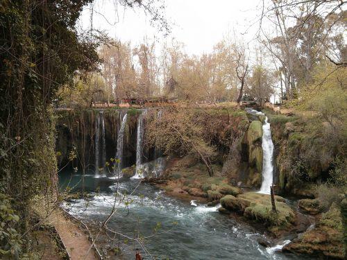 manavgat antalya waterfall