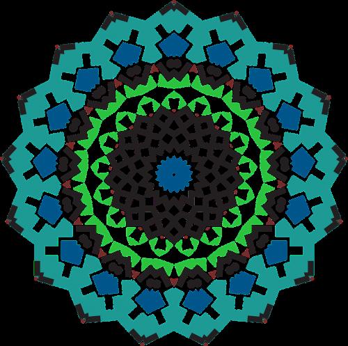 mandala pattern art