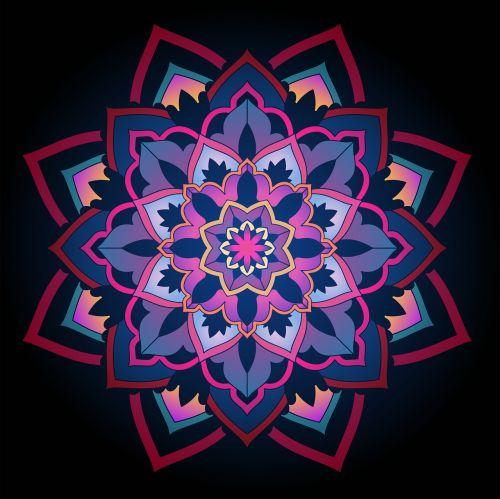 mandala circular pattern circular ornament