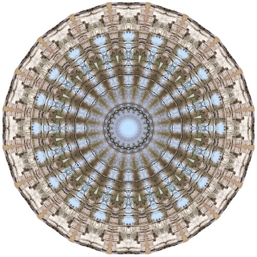 mandala meditation graphics