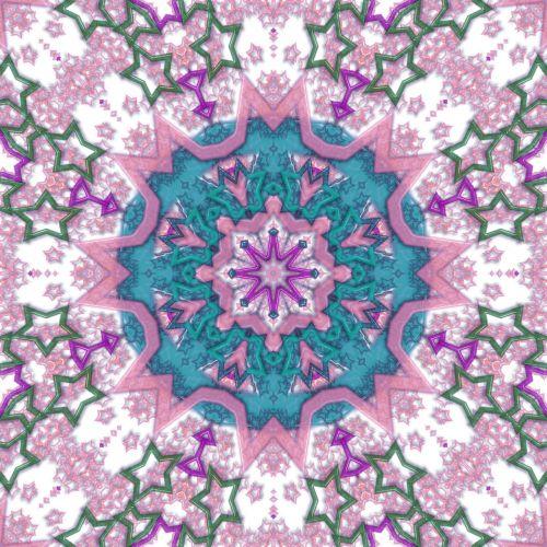 mandala pattern abstract