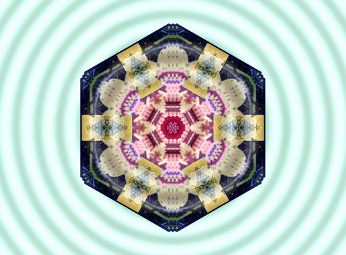 mandala new age spiritual