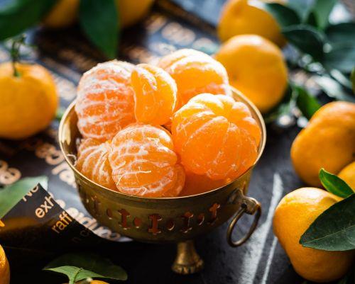 mandarins fruit citrus
